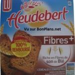 Biscottes Heudebert satisfait ou remboursé