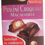 Chocolat Carte d'Or satisfait ou remboursé