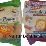 Accras Douce France 100% remboursé