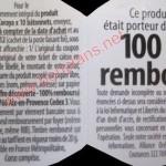 """Modalités bâtonnets """"Les Grands Coraya"""" 100% remboursé"""