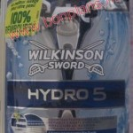 "Rasoir Wilkinson ""Hydro 5"" 100% remboursé"